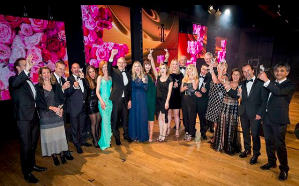 The Fragrance Foundation Award Winners 2018